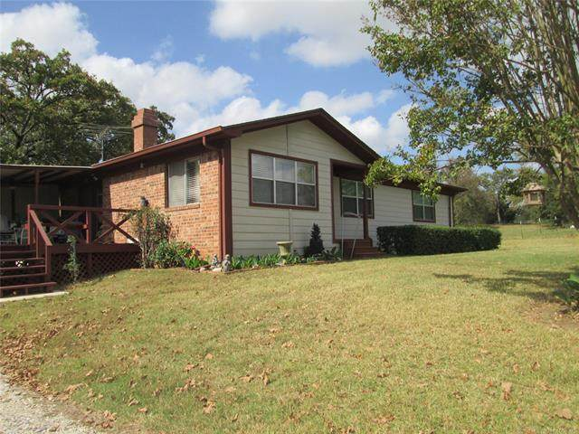 1261 State Road 48, Durant, OK 74701 (MLS #2038445) :: 918HomeTeam - KW Realty Preferred