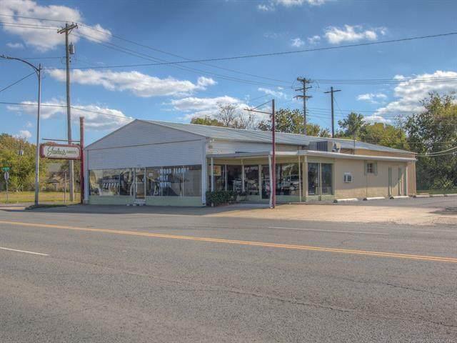 343 E Okmulgee Street, Muskogee, OK 74403 (MLS #2038447) :: RE/MAX T-town