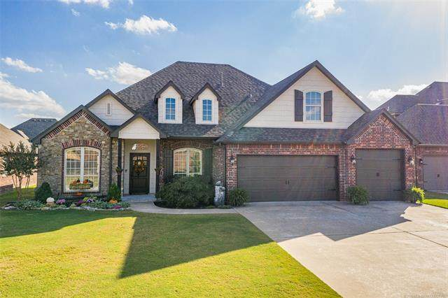 3714 W 107th Court S, Jenks, OK 74037 (MLS #2038451) :: Active Real Estate
