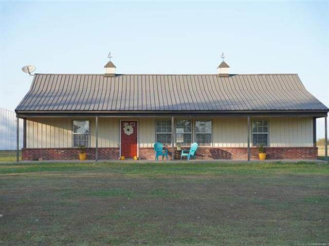 3091 E 96th Street North, Sperry, OK 74073 (MLS #2038466) :: Hopper Group at RE/MAX Results