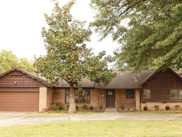 5513 S Urbana Avenue, Tulsa, OK 74135 (MLS #2038467) :: Hometown Home & Ranch