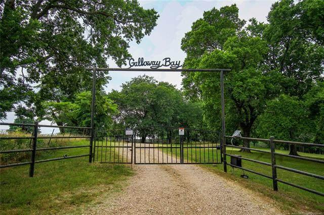 Galloway Bay, Strang, OK 74367 (MLS #2038486) :: Hometown Home & Ranch