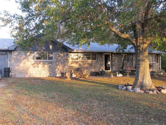 11501 S 209th East Avenue, Broken Arrow, OK 74014 (MLS #2038495) :: Hometown Home & Ranch
