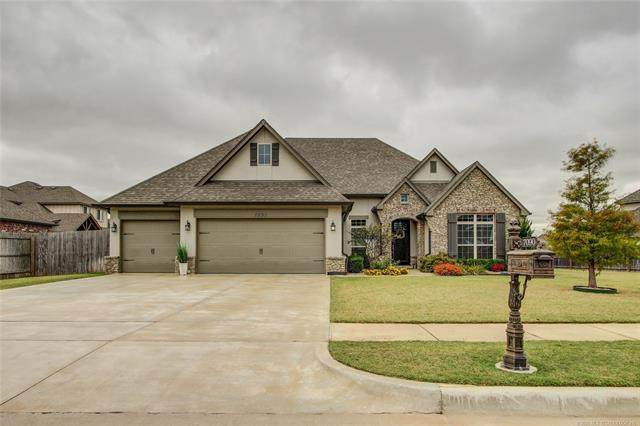 7090 E 124th Place S, Bixby, OK 74008 (MLS #2038539) :: Active Real Estate