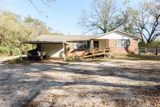 34993 E 81st Street S, Broken Arrow, OK 74014 (MLS #2038540) :: Hometown Home & Ranch