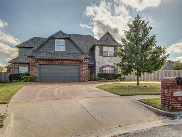 14492 S Gary Court, Bixby, OK 74008 (MLS #2038559) :: Hometown Home & Ranch