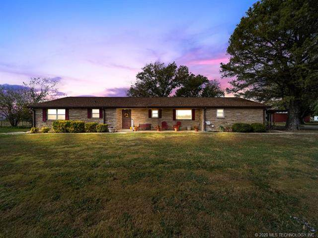 32848 S 4230 Road, Inola, OK 74036 (MLS #2038579) :: Hometown Home & Ranch
