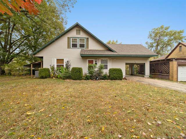 136 S Brown Street, Vinita, OK 74301 (MLS #2038673) :: Hometown Home & Ranch