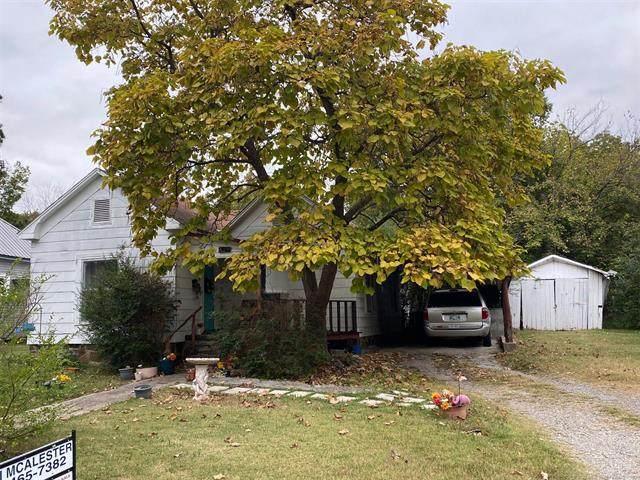 403 E Blair, Wilburton, OK 74578 (MLS #2038674) :: Hometown Home & Ranch