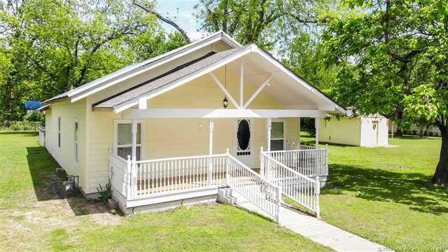 550 Ash, Wilson, OK 73463 (MLS #2038704) :: Hometown Home & Ranch