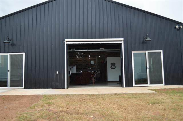 940537 S Highway 177, Wellston, OK 74881 (MLS #2038733) :: Active Real Estate
