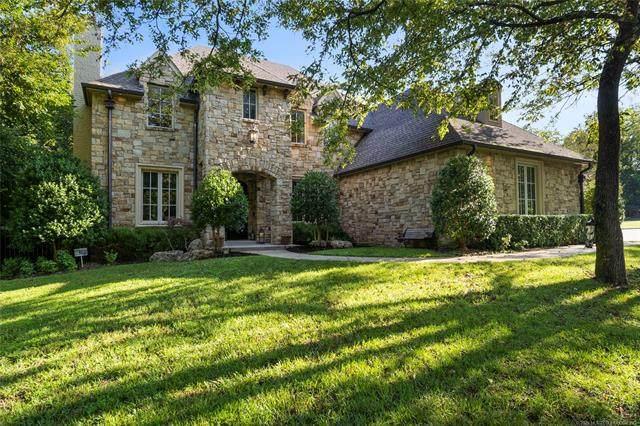 19919 E Woodhaven Road, Owasso, OK 74055 (MLS #2038749) :: Active Real Estate
