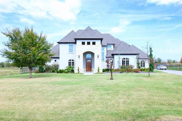 7031 N Scissortail Court, Owasso, OK 74055 (MLS #2038751) :: Hometown Home & Ranch