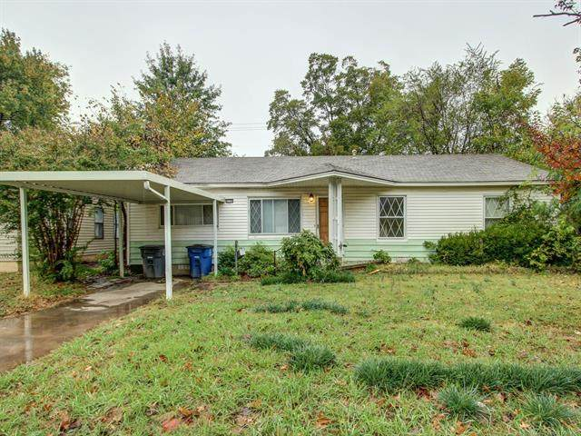 9129 E Oklahoma Place, Tulsa, OK 74115 (MLS #2038760) :: Active Real Estate