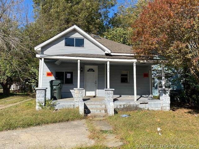 2128 Columbus, Muskogee, OK 74401 (MLS #2038775) :: Hometown Home & Ranch