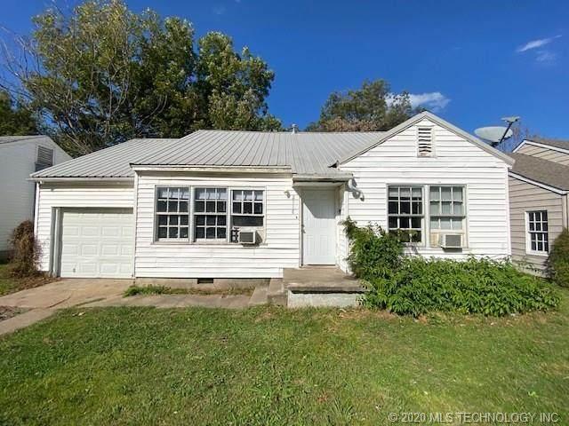 2118 Columbus, Muskogee, OK 74401 (MLS #2038785) :: Hometown Home & Ranch