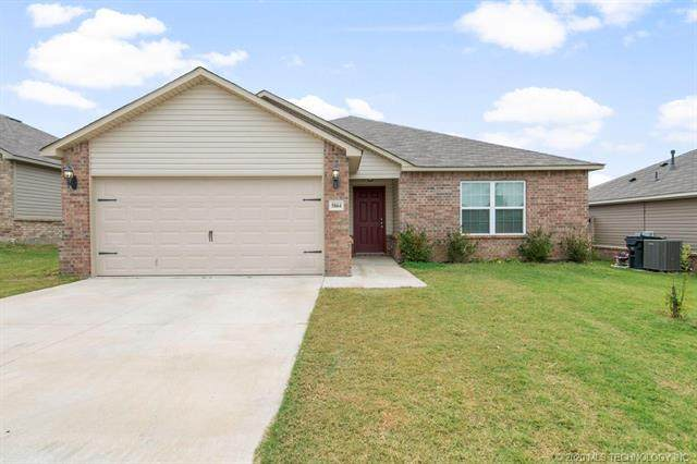 5864 E 146th Street S, Bixby, OK 74008 (MLS #2038797) :: Hopper Group at RE/MAX Results