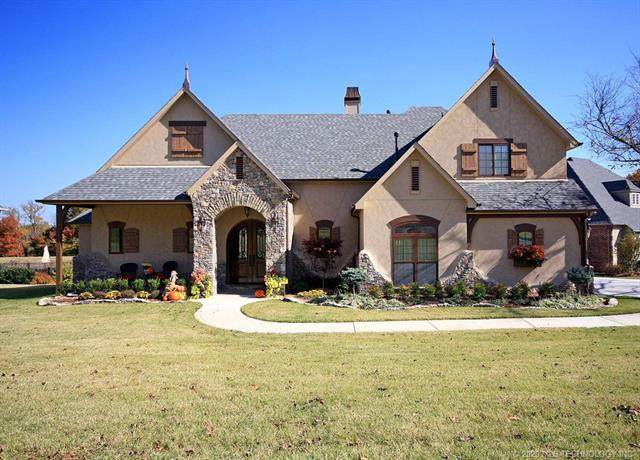 12503 S 15th Court, Jenks, OK 74037 (MLS #2038813) :: Hopper Group at RE/MAX Results