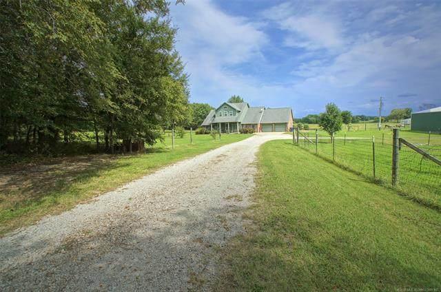 7045 S 369 East Avenue, Broken Arrow, OK 74014 (MLS #2038826) :: Active Real Estate