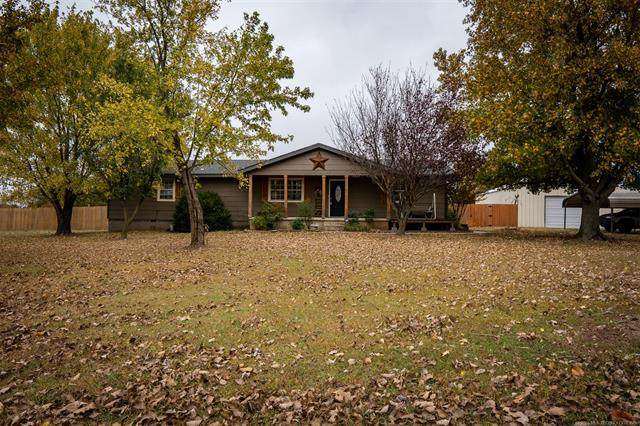 25589 S 465th West Avenue, Depew, OK 74028 (MLS #2038837) :: Active Real Estate
