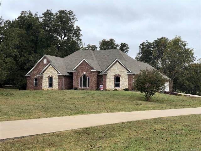 1498 Deer Run Drive, Fort Gibson, OK 74434 (MLS #2038845) :: 918HomeTeam - KW Realty Preferred