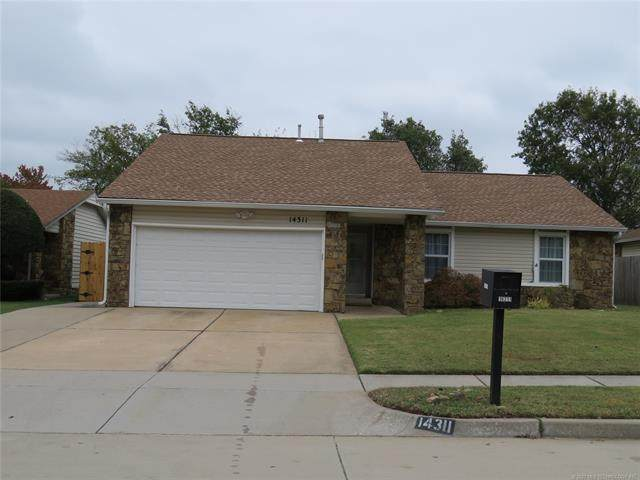 14311 E 38th Street, Tulsa, OK 74134 (MLS #2038852) :: 918HomeTeam - KW Realty Preferred