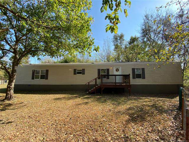301 N Columbia Avenue, Slick, OK 74071 (MLS #2038855) :: RE/MAX T-town