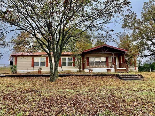 9472 County Road 1490, Ada, OK 74820 (MLS #2038872) :: Hometown Home & Ranch