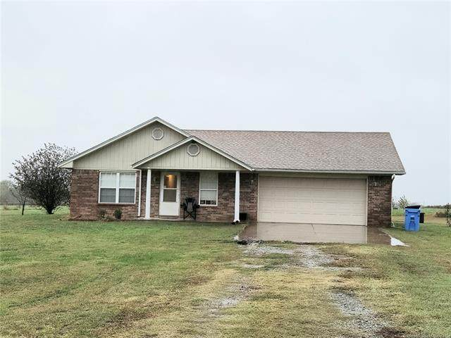 104156 S 4150 Road, Council Hill, OK 74428 (MLS #2038922) :: 580 Realty