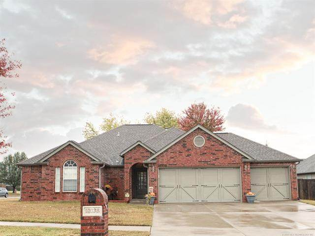 10338 E 113th Street S, Bixby, OK 74008 (MLS #2038934) :: Hopper Group at RE/MAX Results