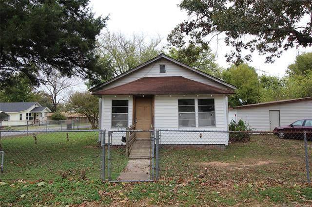 610 Hamilton Street, Poteau, OK 74953 (MLS #2038941) :: RE/MAX T-town