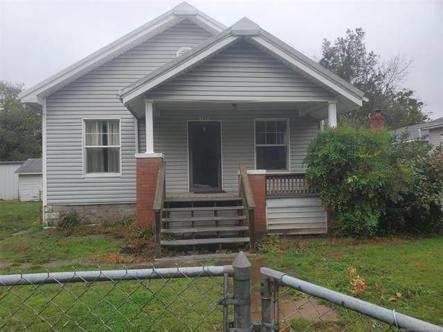 705 Creek Street, Muskogee, OK 74403 (MLS #2039049) :: 918HomeTeam - KW Realty Preferred