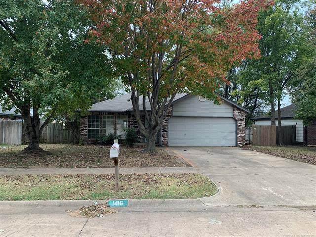 1416 N 24th Street, Broken Arrow, OK 74014 (MLS #2039069) :: 918HomeTeam - KW Realty Preferred