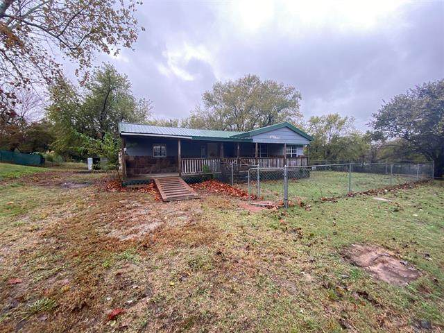 121472 S 4170 Road, Eufaula, OK 74432 (MLS #2039124) :: 580 Realty