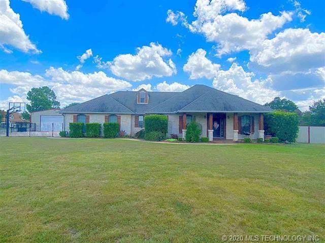 6275 Myall Road, Ardmore, OK 73401 (MLS #2039186) :: Hometown Home & Ranch