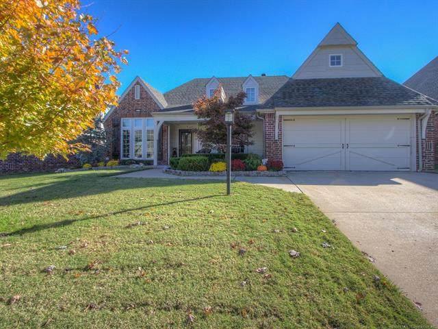 8527 S 70th East Avenue, Tulsa, OK 74133 (MLS #2039196) :: Hometown Home & Ranch