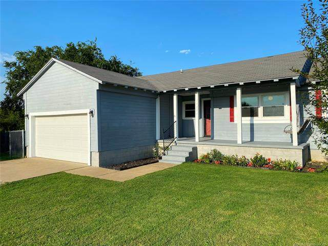 11891 N 194th Avenue E, Collinsville, OK 74021 (MLS #2039205) :: Hopper Group at RE/MAX Results