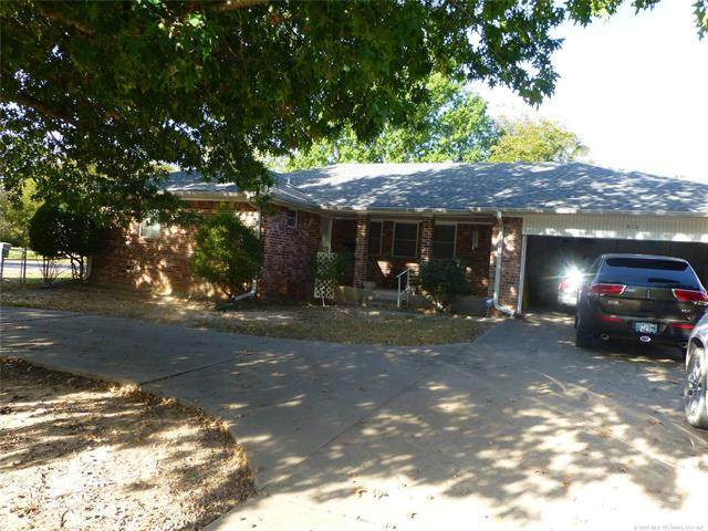 410 S 6th Avenue, Madill, OK 73446 (MLS #2039242) :: Active Real Estate