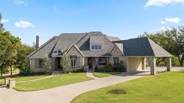 17965 S 25th East Avenue, Mounds, OK 74047 (MLS #2039254) :: 580 Realty