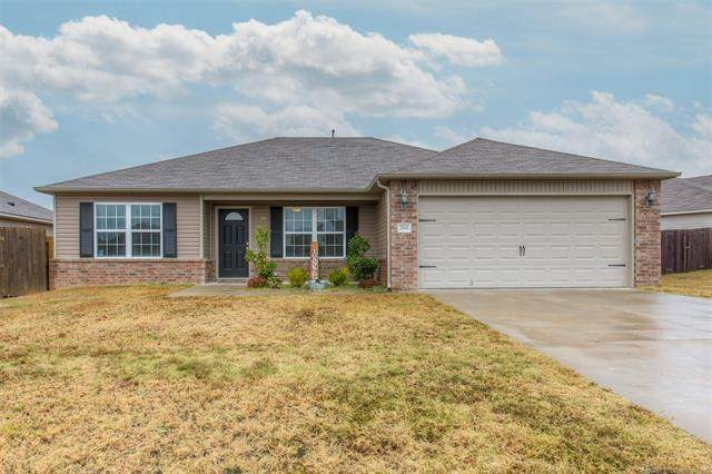25445 S 93rd Place S, Broken Arrow, OK 74014 (MLS #2039270) :: Hopper Group at RE/MAX Results