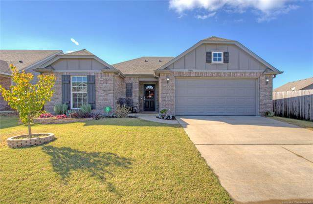 10436 S Kennedy Street, Jenks, OK 74037 (MLS #2039307) :: Hopper Group at RE/MAX Results