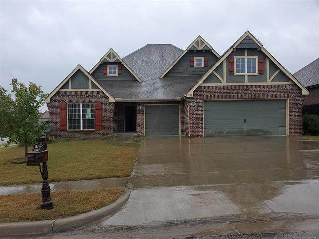 13318 S 21st Street, Bixby, OK 74008 (MLS #2039317) :: Hopper Group at RE/MAX Results