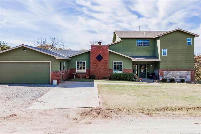 1680 S Overlook Drive, Terlton, OK 74081 (MLS #2039323) :: Hopper Group at RE/MAX Results