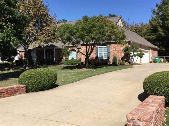 4997 Oak Timber Drive, Tulsa, OK 74131 (MLS #2039332) :: Hopper Group at RE/MAX Results