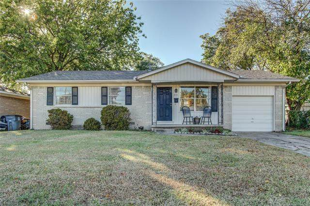 510 S 101st East Avenue, Tulsa, OK 74128 (MLS #2039334) :: Hopper Group at RE/MAX Results