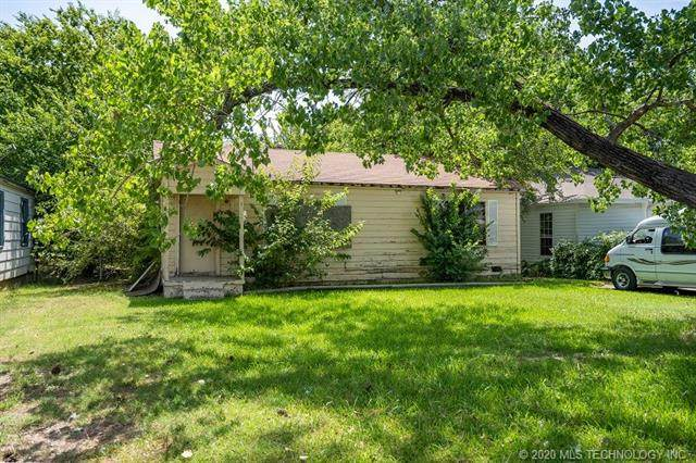 1218 Isabel St Street, Ardmore, OK 73401 (MLS #2039353) :: Hometown Home & Ranch