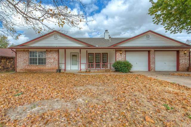 181 W 113th Court S, Jenks, OK 74037 (MLS #2039407) :: Hometown Home & Ranch