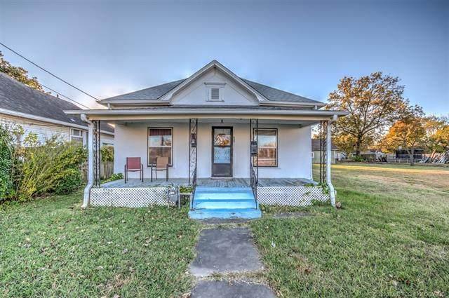 605 N Delaware Street, Dewey, OK 74029 (MLS #2039416) :: Hometown Home & Ranch