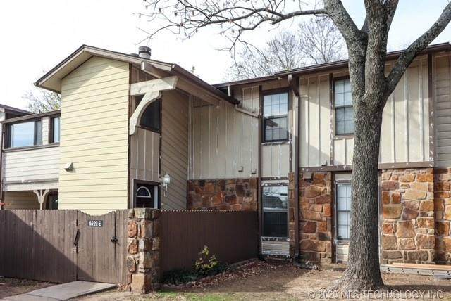 6522 S Memorial Drive 19E, Tulsa, OK 74133 (MLS #2039526) :: 580 Realty