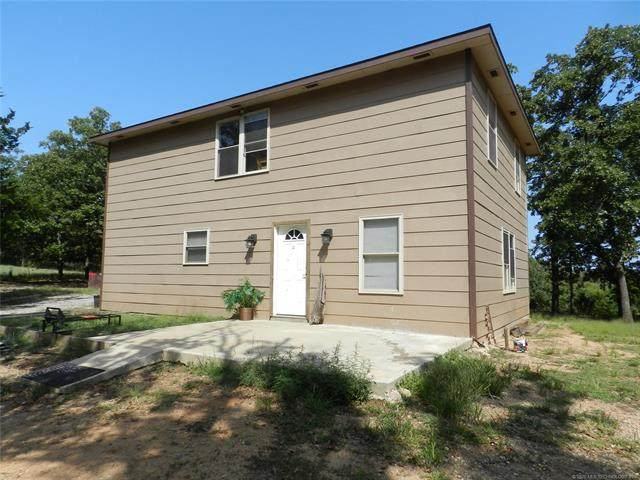 1239 Patton Drive, Sulphur, OK 73086 (MLS #2039542) :: Hopper Group at RE/MAX Results